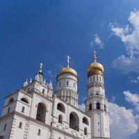 Храмы Кремля :: Сергей Sahoganin