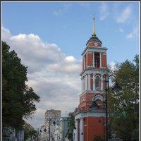 Моя Москва. Велодорожка :: Михаил Розенберг