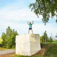 Монумент будущей силы :: юрий Амосов
