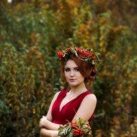 Осенняя сказка :: Гульназа Садыкова