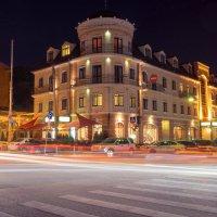 Ночной город :: Сергей Шруба