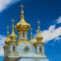 Каменная церковь во имя святых апостолов Петра и Павла :: Дмитрий Рутковский