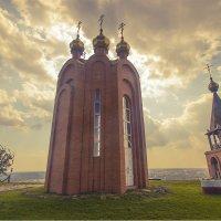 Мемориал на Фортштате. :: Бронислав Богачевский