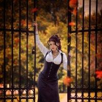 Осень в стиле гранж :: Фотохудожник Наталья Смирнова