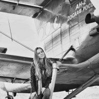 Первым делом самолеты.. :: Анастасия Фокина
