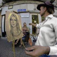 Русские художники в Израиле :: Shmual Hava Retro
