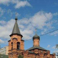 Церковь Митрофана, епископа Воронежского. :: Александр Качалин