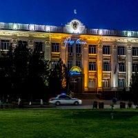 Архитектура г Тараз :: Дмитрий Потапкин