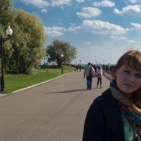 Прогулки под сказочным небом :: Марина Корепова