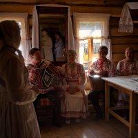 Как в прежние времена :: Владимир Макаров