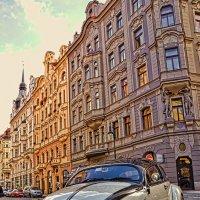 В узких улочках Праги... :: Gene Brumer