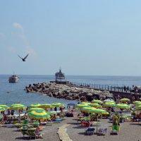 Маленький пляж :: Ольга