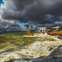 В Севастополе плохой погоды не бывает :) :: Алексей Латыш