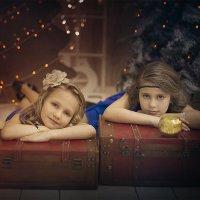Сестренки :: Фотохудожник Наталья Смирнова