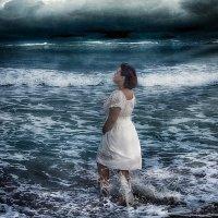 шторм :: Фотохудожник Наталья Смирнова