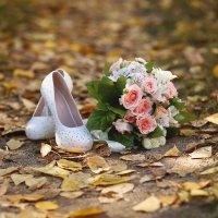 Осенняя свадьба :: Татьяна Михайлова