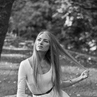 Анюта :: Ирина Лепнёва