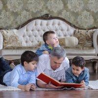 Сказка от дедушки. :: Елена Канышева