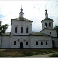 Церковь Петра и Павла в ст. Старочеркасской... :: Тамара (st.tamara)