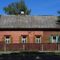 Домик в деревне! :: Ирина Олехнович