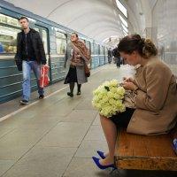 Валерий Кондратенко - В московском метро