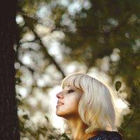 Софья Рэм в лучах вечернего солнца :: Юлия Михайлычева