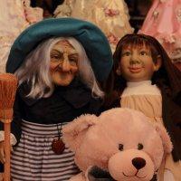 Куклы :: Aнна Зарубина