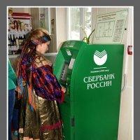 В магазине. :: Евгений Усатов