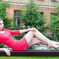 In Red :: Екатерина Гриева