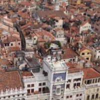 Венеция в стиле Tilt-Shift :: Сергей Шруба