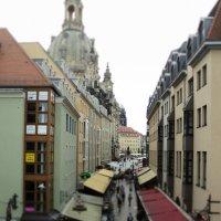 Дрезден в стиле Tilt-Shift :: Сергей Шруба