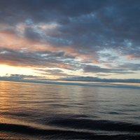 Ладожское озеро :: Людмила Добрецкая