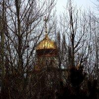 Храм... :: Сергей Петров
