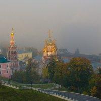 Рождественская осенняя... :: Дмитрий Гортинский