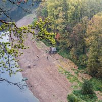 На реке Чусовая :: Caша Джус
