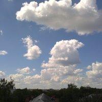 Небо :: Влад Байбаков