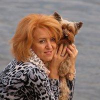 Любите ли Вы собак так, как люблю их Я ... ))) :: Владимир Хиль