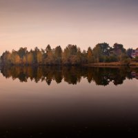 Осеннее Новозагарье... :: Roman Lunin