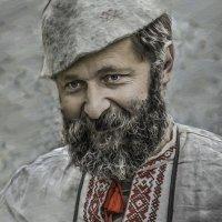 БЫЛИННЫЙ ПЕРСОНАЖ... :: Алексей Лебедев