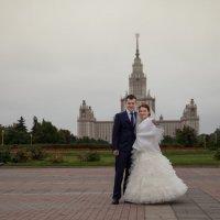 Свадьба Оли и Миши :: Анна Инякина