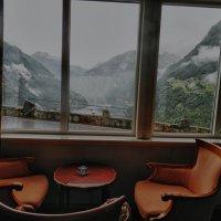 Вид из отеля не менее прекрасен :: Светлана Игнатьева