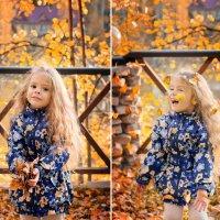 Осенняя прогулка :: Nataliya Belova