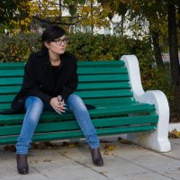 Осенняя грусть :: Антон Тихонов