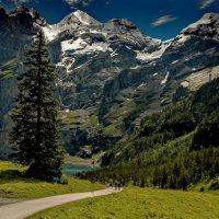 The Alps 2014 Switzerland Kandersteg12 :: Arturs Ancans