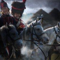 Ратный труд 1812-го года... :: Виктор Перякин