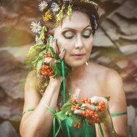 Стихия земли :: Мария Дергунова