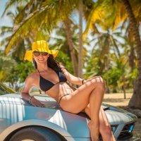 Доминиканская Республика :: MARGARITA SOUL X-RAY
