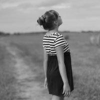 Черно-белое :: Елизавета Хохлова