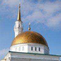 Мечеть в Серове :: Александр Балакин