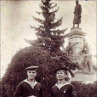 Моряки Черноморского флота. 1938 г. :: Нина Корешкова